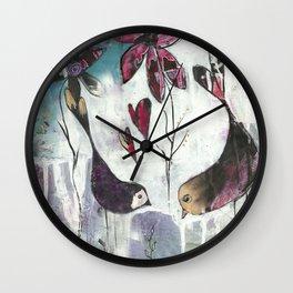We Found Love  Wall Clock