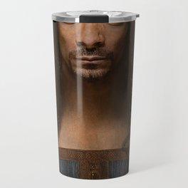 Sativator Mundi Travel Mug
