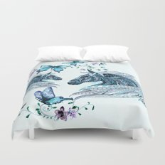 Southwest Horse Duvet Cover