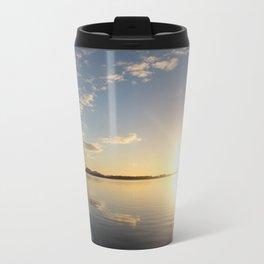 Glaring Sun Travel Mug