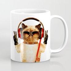 Muscal cat Mug
