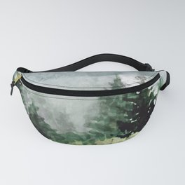 Pine Trees 2 Fanny Pack