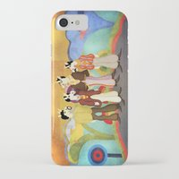 submarine iPhone & iPod Cases featuring Unicorn Submarine by That's So Unicorny