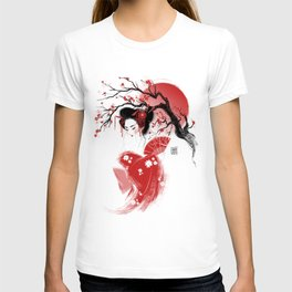 Red Geisha T-shirt