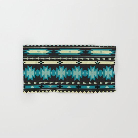 American Native Pattern No. 40 Hand & Bath Towel