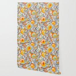 Bright apples Wallpaper