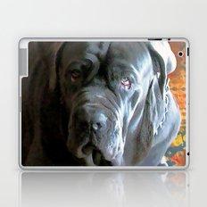 My dog Ovelix! Laptop & iPad Skin