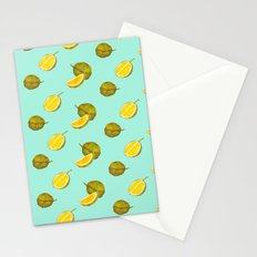Durian II - Singapore Tropical Fruits Series Stationery Cards