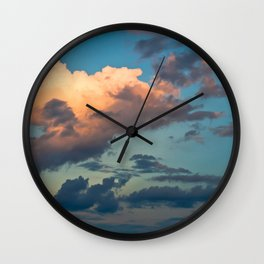 Optimist Wall Clock