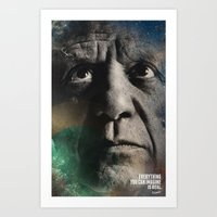 Picasso - Everything you can imagine is real. Art Print