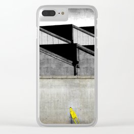 You're Out Clear iPhone Case