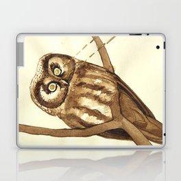 Laser Boreal Owl Laptop & iPad Skin