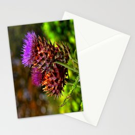 The Colour Purple Stationery Cards