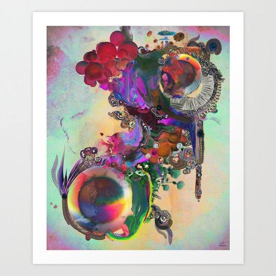 Vetiver Art Print