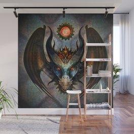 The Dragon Wall Mural