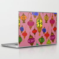 istanbul Laptop & iPad Skins featuring Istanbul lamps by andy_panda_