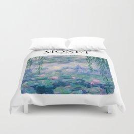 Monet - Water Lilies Duvet Cover