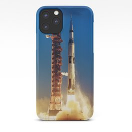 "Apollo Saturn V ""LIFTOFF"" 1967 iPhone Case"