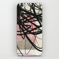 ali gulec iPhone & iPod Skins featuring Ali by John Murphy