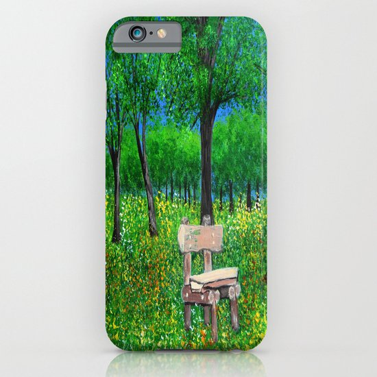 Sit with me  iPhone & iPod Case