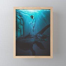 Nightmares Framed Mini Art Print