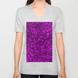 Grunge Art Abstract G55 Unisex V-Neck