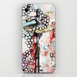 Pink Dervish iPhone Skin