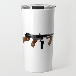 Tommy Gun Travel Mug
