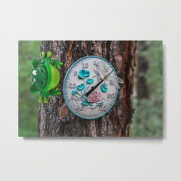 68 Degrees Metal Print