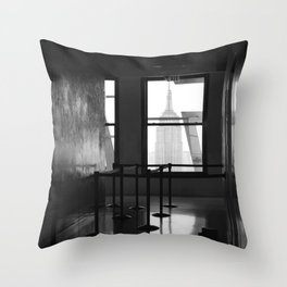 lost empire Throw Pillow