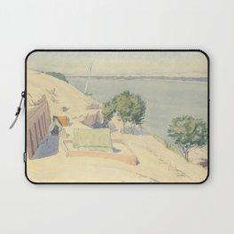 Caminos' Camp at Gebel el-Silsila, 1959 Laptop Sleeve