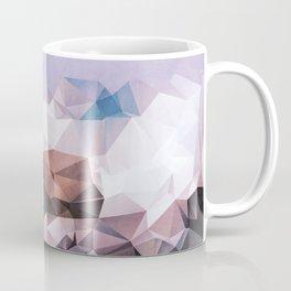 Waves Breaking - Abstract Coffee Mug