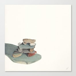 Cairn 50 Canvas Print
