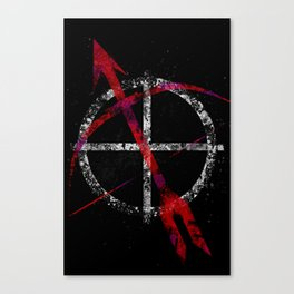 Avengers - Hawkeye Canvas Print