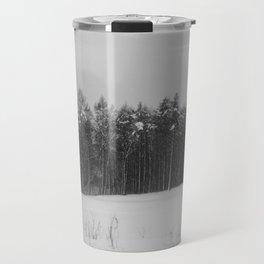 Snow winter No.1 Travel Mug