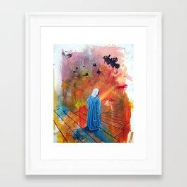 Pharoah Framed Art Print