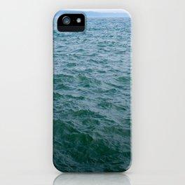 Nautical Porthole Study No.1 iPhone Case