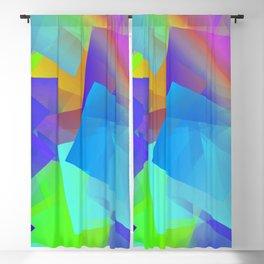 Sun, rain, and little rainbow ... Blackout Curtain