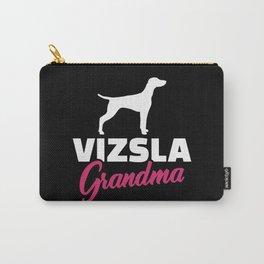 Vizsla Grandma Carry-All Pouch