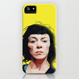Where is Jessica Hyde? iPhone Case