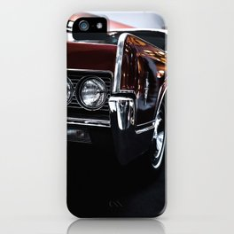 Car headlight 4 iPhone Case