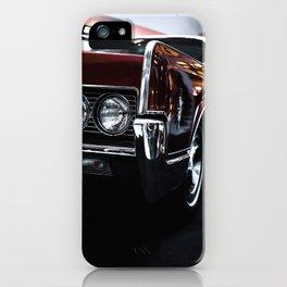 Car headlight 4 iPhone Case