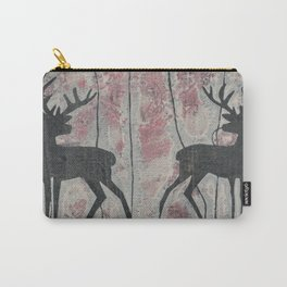 Reindeer II Carry-All Pouch