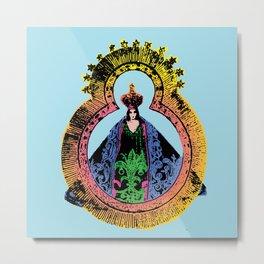 Virgen Mary  Metal Print