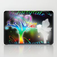 fairytale iPad Cases featuring Fairytale by Augustinet