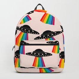 Cute UFO Backpack