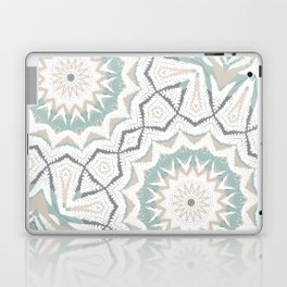 Planthouse Aztec Stone & Blue Laptop & iPad Skin