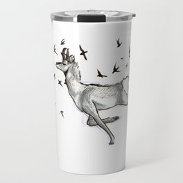 Swift (swifts and pronghorns, speed and survival in nature) Travel Mug