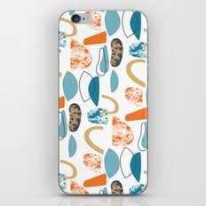 Abstract Pebbles iPhone & iPod Skin