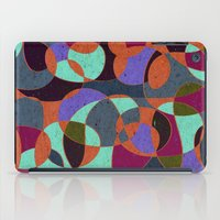 mosaic iPad Cases featuring  Mosaic by Tony Vazquez